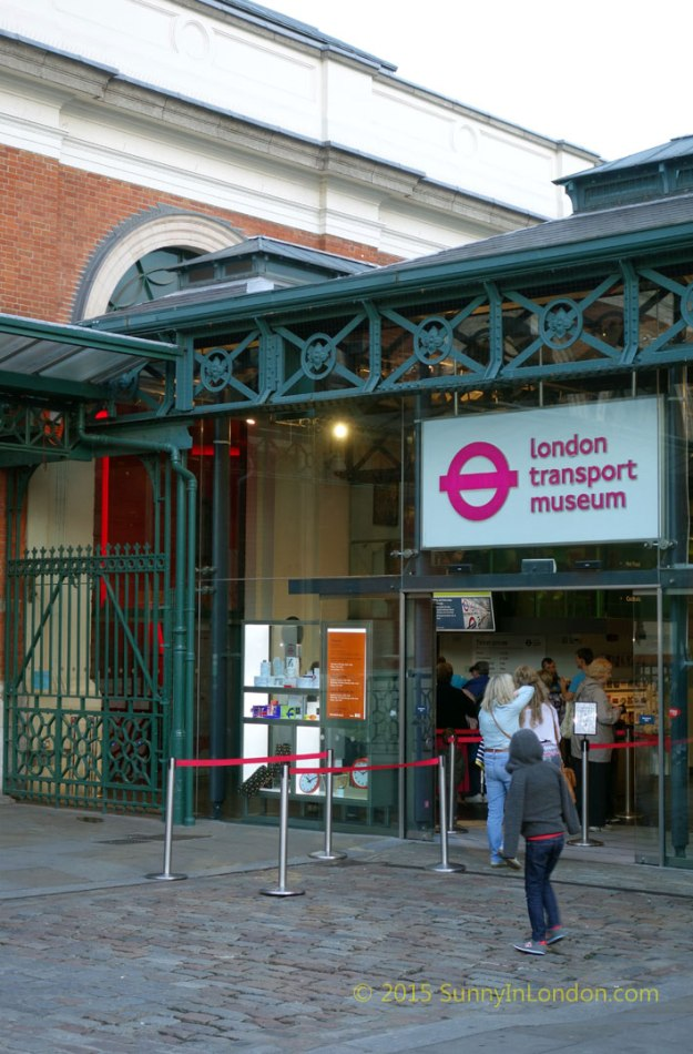 London Transport Museum Review Covent Garden London Pass