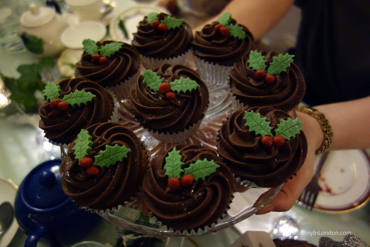 Lactose Free Christmas Recipes Bake-a-Book London West Hampstead Arla Lactofree Mince Pie Cupcakes
