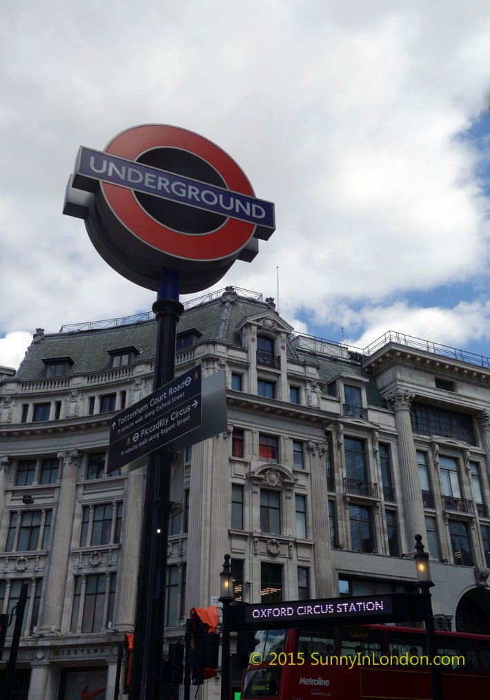 How to Ride the London Underground- An Etiquette Guide