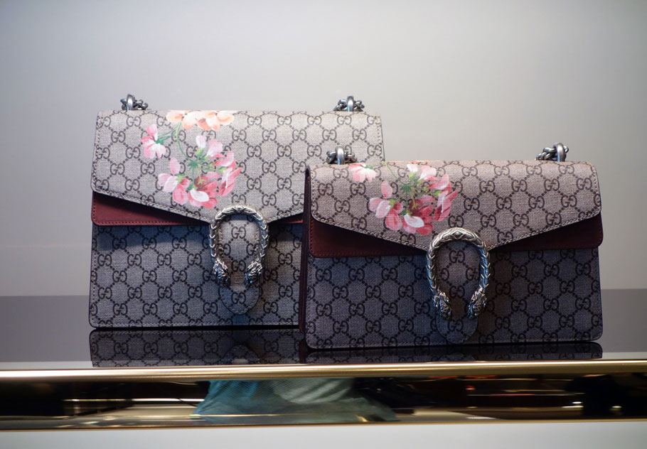 Duty Free Price for Gucci Handbag The Mall at Millenia Orlando Florida