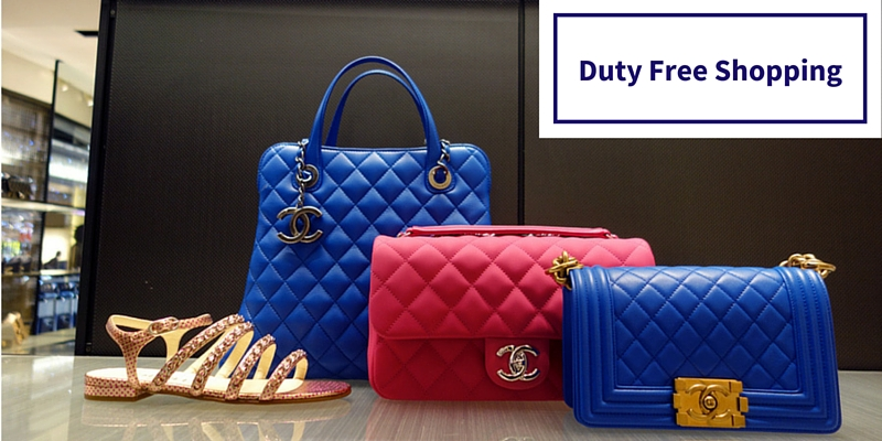 Duty Free Price for Chanel, Chocolate, Michael Kors and More!