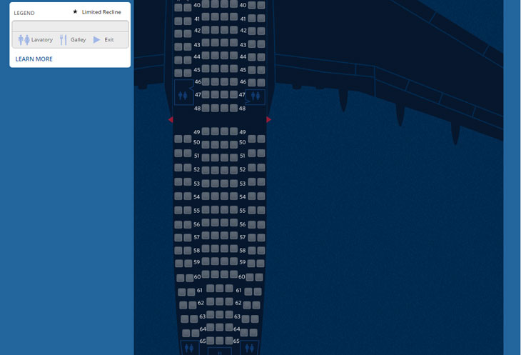 Virgin Atlantic Seating Chart