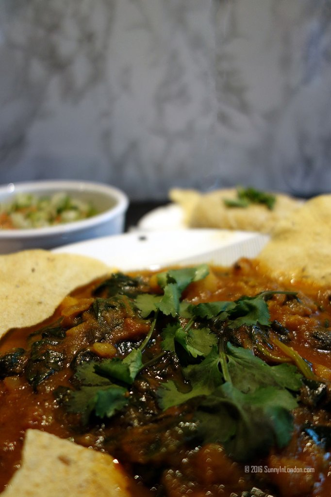 Lamb Saag Aloo Recipe Indian Curry