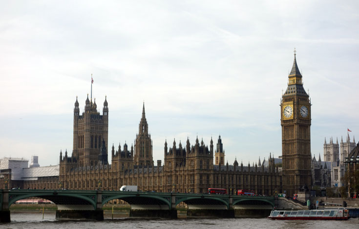 Best Places to take a selfie in London Westminster Bridge Big Ben