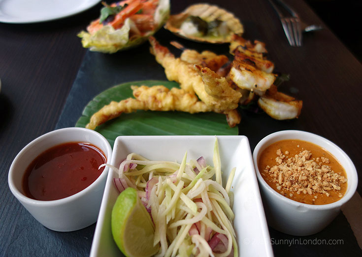 The Mango Tree Review Belgravia, London Thai Food