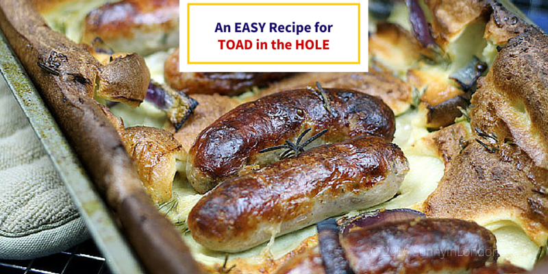 Easy toad in the hole recipe sunny in london forumfinder Choice Image