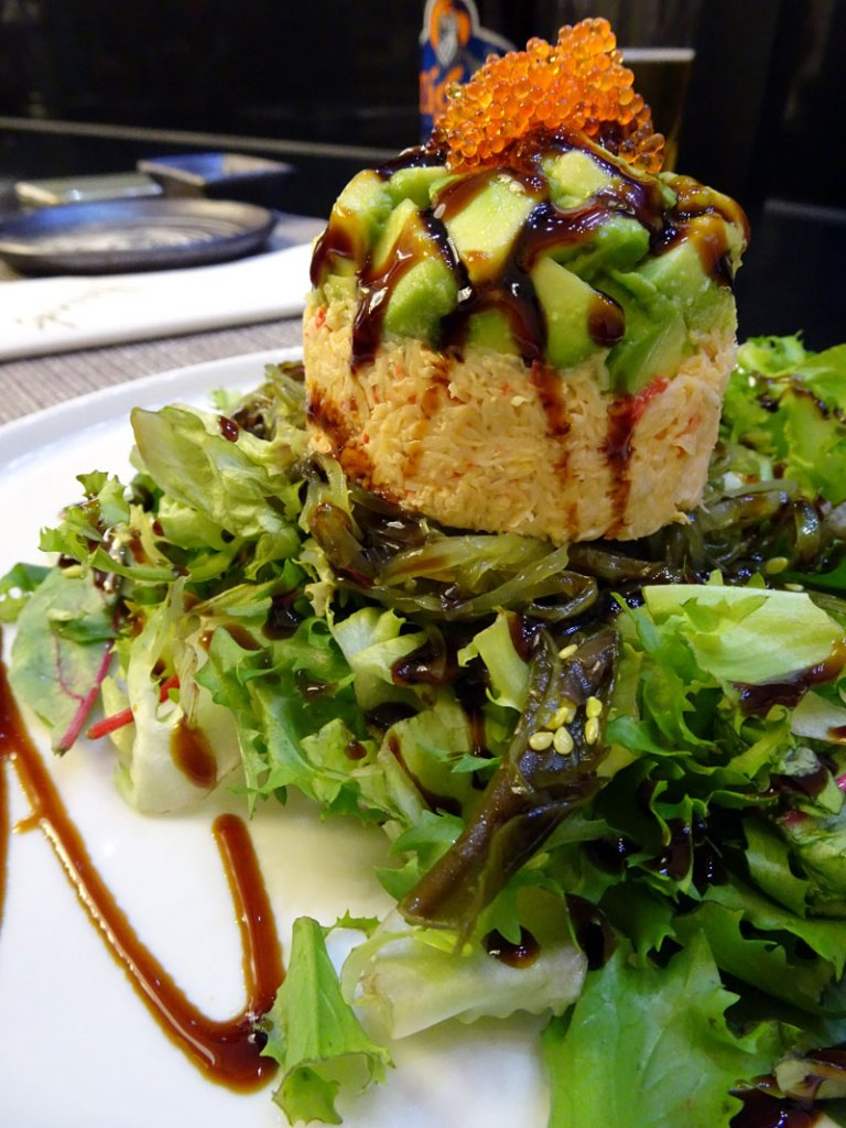 pan-chai-review-pan-asian-london-harrods-snow-crab-salad