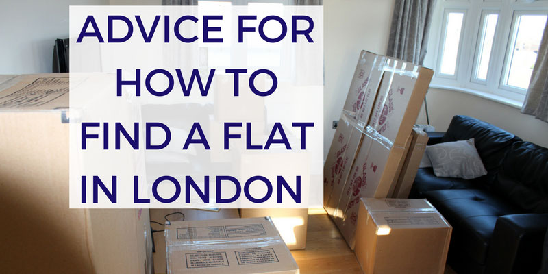 How to Find a Flat in London