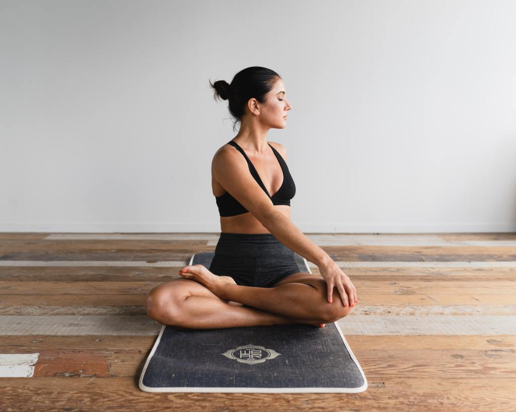 Yoga is advised for exercise and wellbeing