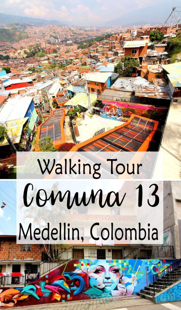 Sunny Journeys Comuna 13