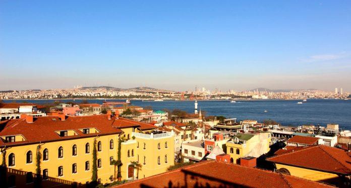 Seven Hills Istanbul restaurants