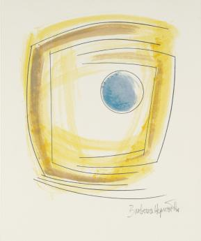 Winter Solstice 1971 Dame Barbara Hepworth 1903-1975 Presented by Rose and Chris Prater through the Institute of Contemporary Prints 1975 http://www.tate.org.uk/art/work/P04269
