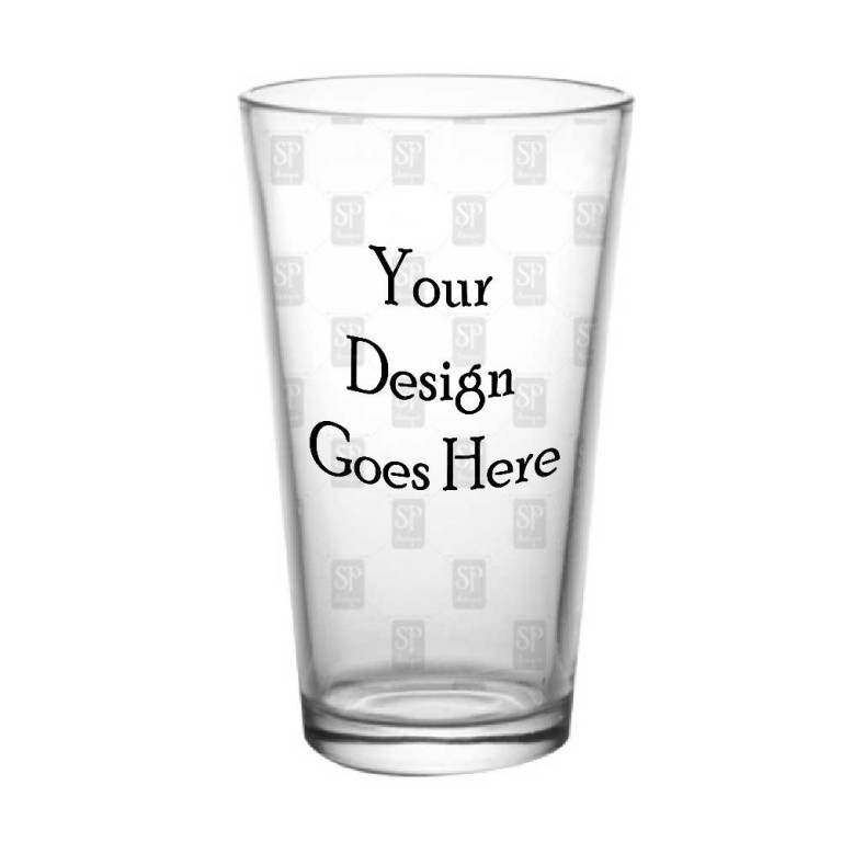 14oz Pub Glass