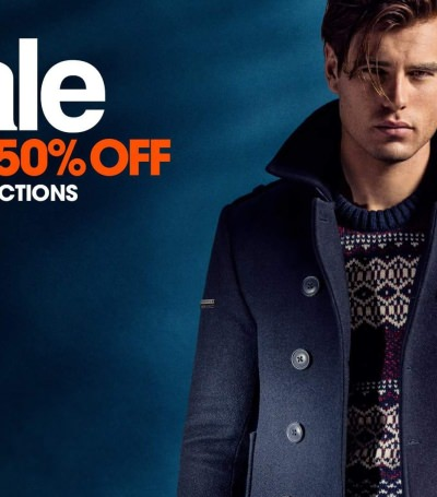 Superdry Sale 50percent off 2016