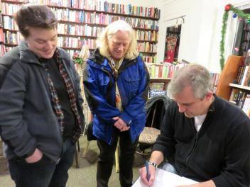 Redmond book signing 13