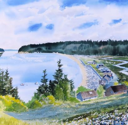 Beaches of Camano: Elger Bay and places where we heal