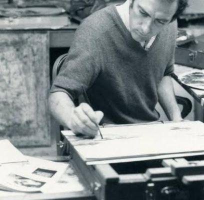 Five Generations of Artists: Meet Jack Dorsey
