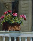 jack-dorsey_back-porch-geraniums_-watercolor