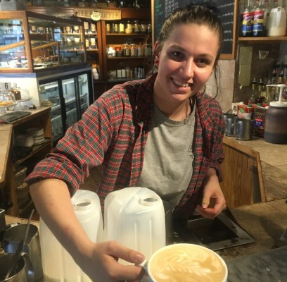 Taking it to the streets: Dorsey family displays art at Victor's Coffee Shop in Redmond