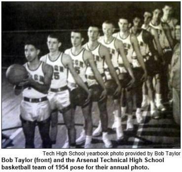 Arsenal Tech basketball