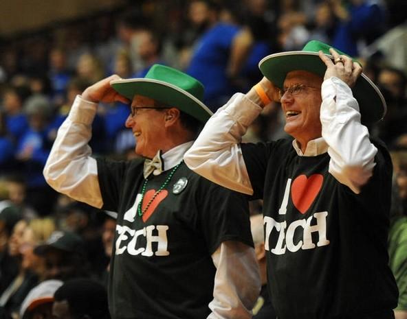 Van Horn Twins Semi State vs Bloomington North 3-22-14 (7)
