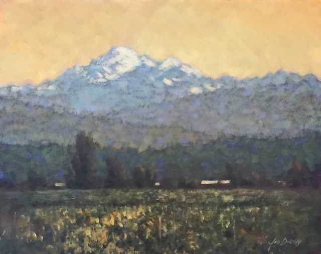 Skagit Valley Summer - 20x16