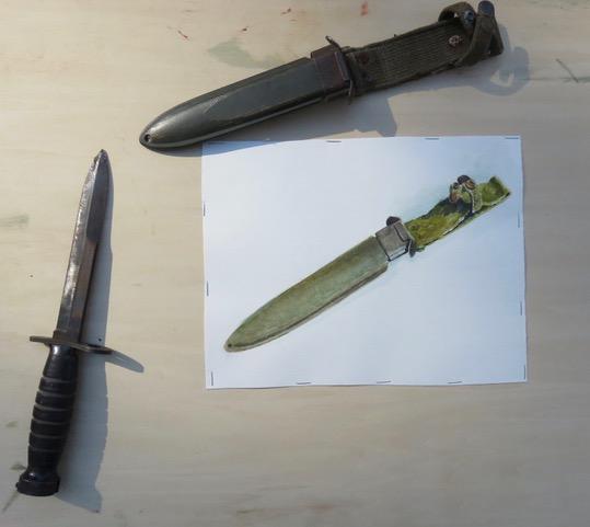 bayonet vignette