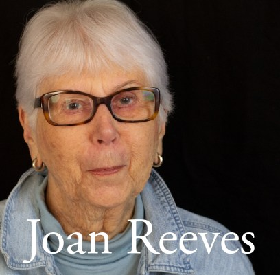 Meet Vintage Watercolorist of Washington, Joan Reeves: Artist for a Lifetime