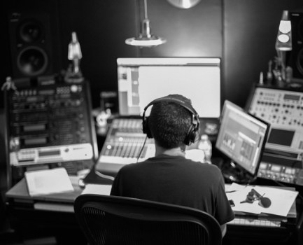 Mixing, Mastering and Musicians: Steve Wicks and the team of musicians for the We are Family sound track