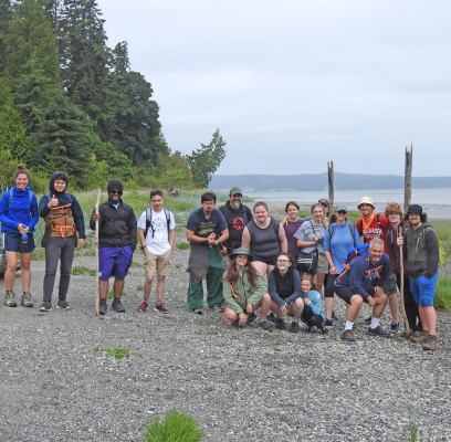 The Short Story of a Historic Hike Around Camano Island