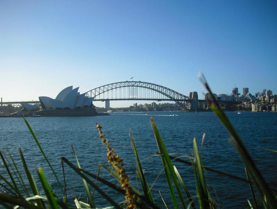 Sydney Tipp Opera House & Harbour Bridge, Sydney
