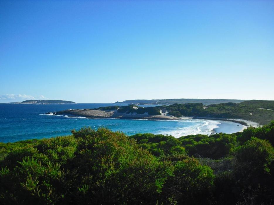 Roadtrip Australien Esperance