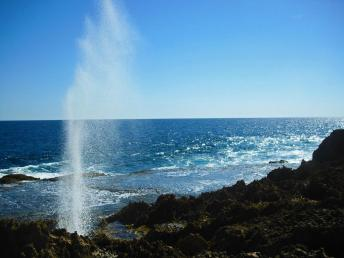 Roadtrip Australien Westküste Blowholes