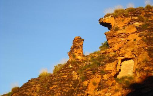 Roadtrip Australien Hidden Valley National Park