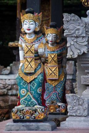 Bali Tempel Gunung Kawi Sebatu