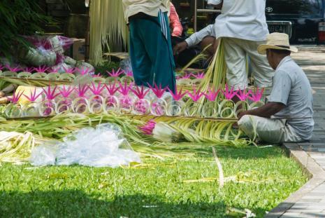 Bali Tempel Taman Ayun