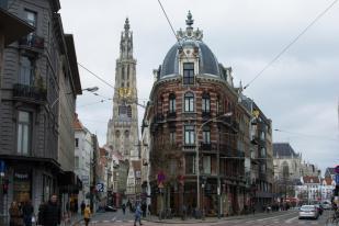 Sehenswürdigkeiten Antwerpen