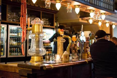Das Bier Centraal in Antwerpen