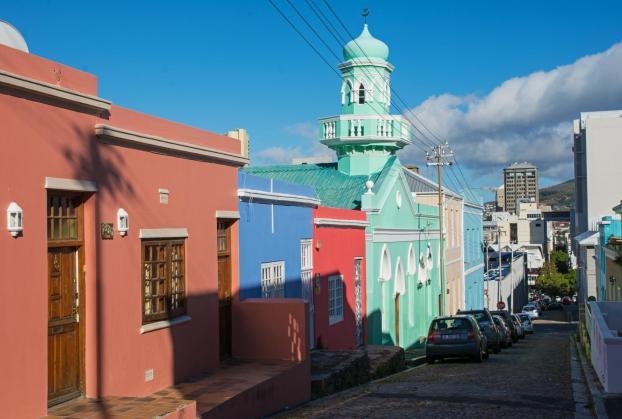 Sehenswertes Kapstadt und Umgebung Bo-Kaap