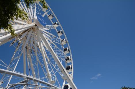 Tipps Sehenswürdigkeiten Kapstadt Riesenrad