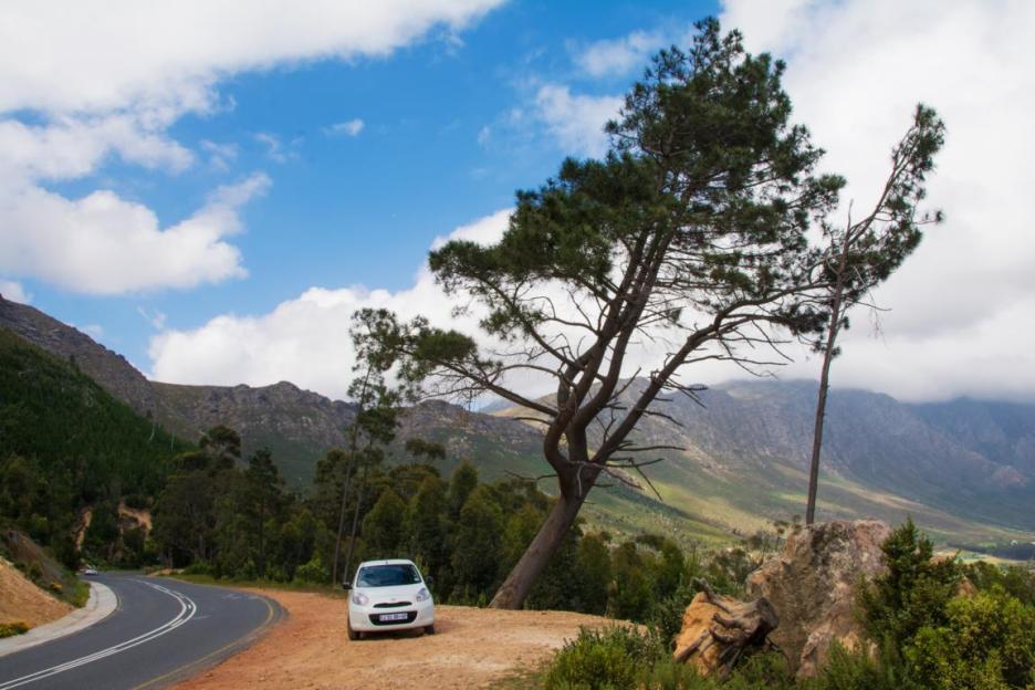 Individuelle Reiseplanung Südafrika Mietwagen buchen