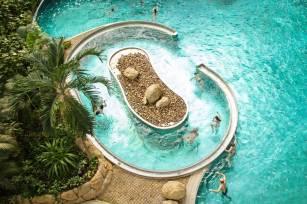 Tropical Islands Strömungskanal