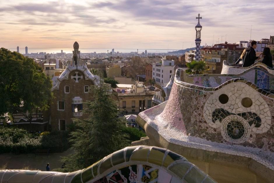 5 Tage Barcelona
