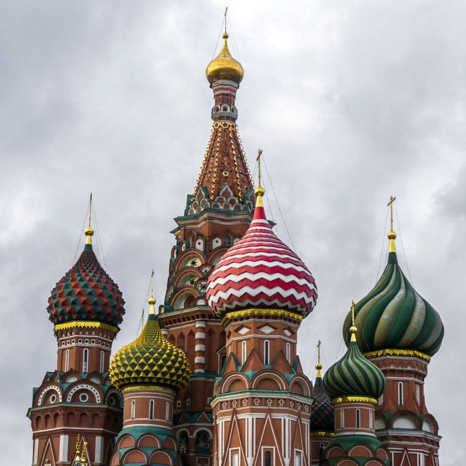 Basilius Kathedrale Moskau Sehenswürdigkeiten
