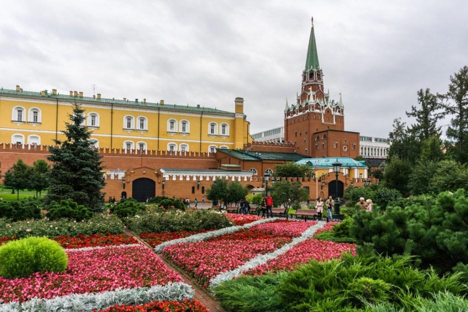 2 Tage in Moskau Kreml