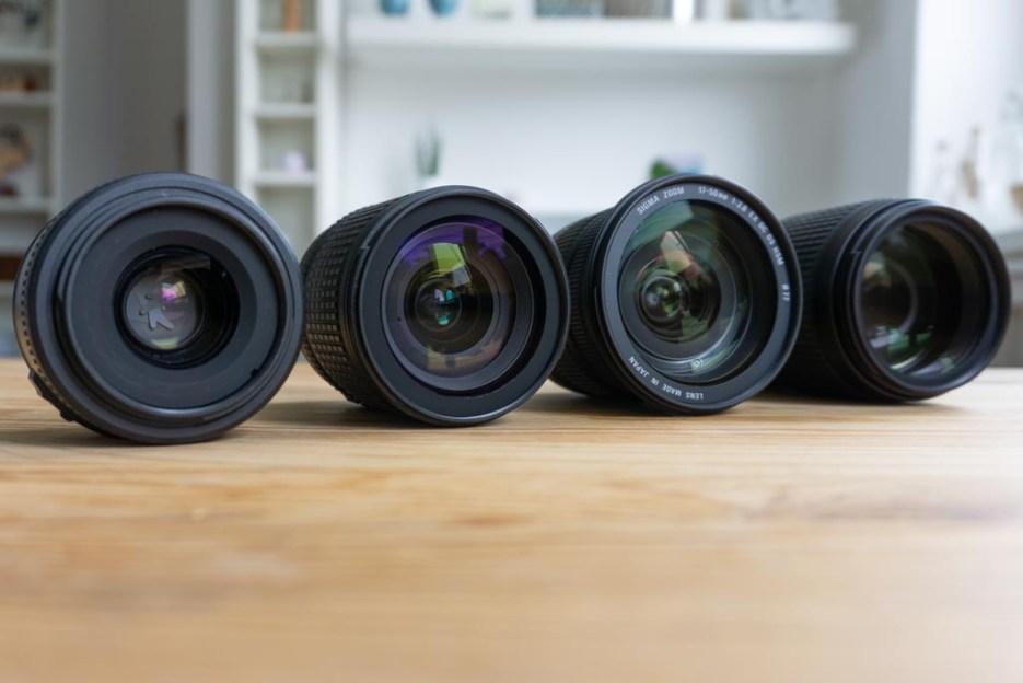 kameraequipment objektive für nikon