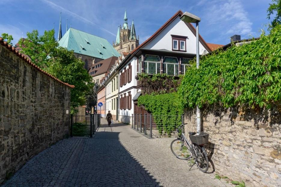 sightseeing erfurt dom