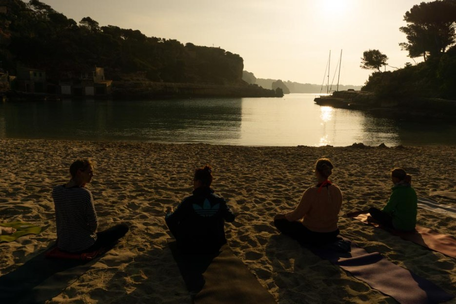 sail and yoga mallorca