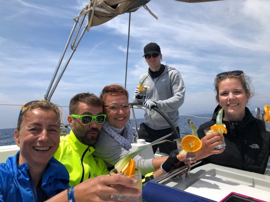 sail and yoga soul sailing crew