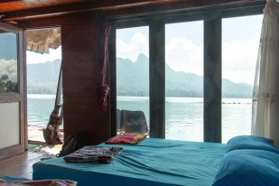 khao sok nationalpark smiley lakehouse